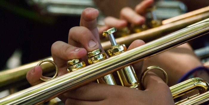 GHS Band earns high ratings; several students earning high accolades