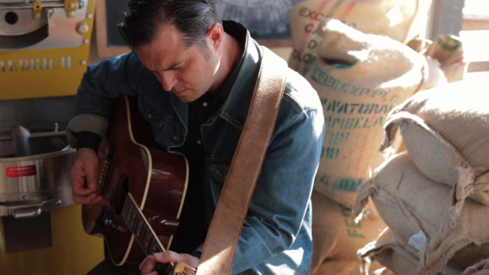 """Beau Jennings plays """"No One Can Destroy a Song"""" for Tiny Town Concert Series"""