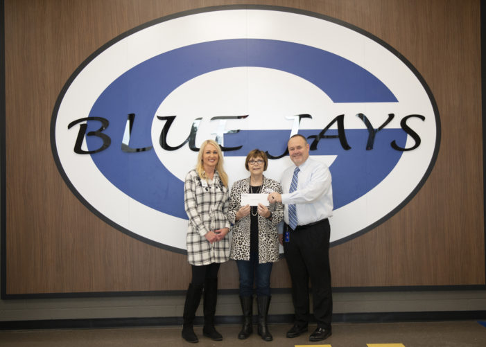 Charter Oak Elementary receives grant