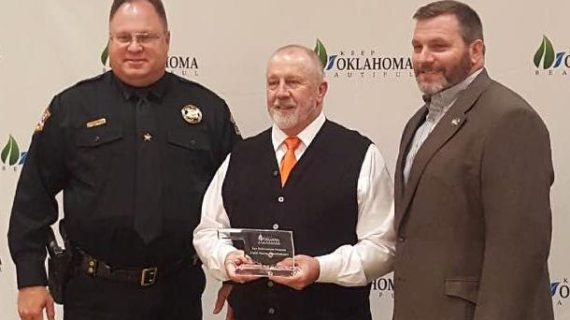 LCSO Deputy named Best of the Environmental Best