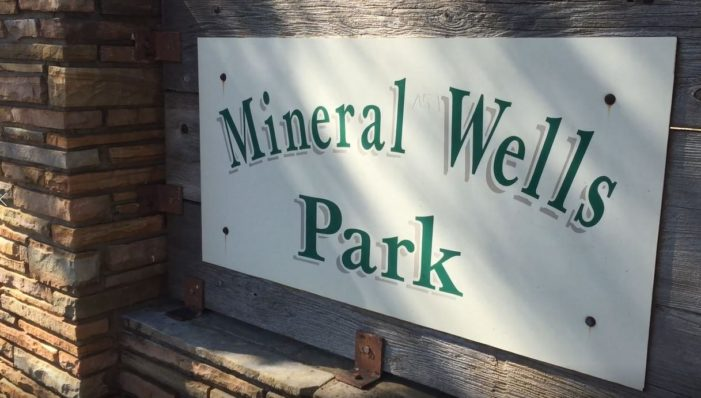 City awarded with 50-50 grant to update Mineral Wells Park