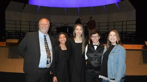 Guthrie students attend All-State festival, concert