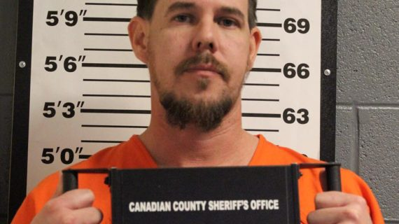 Guthrie man arrested for soliciting sexual conduct