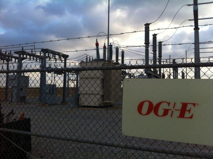 Power restored for 149 OG&E customers