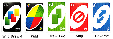 Have you been playing Uno the correct way?