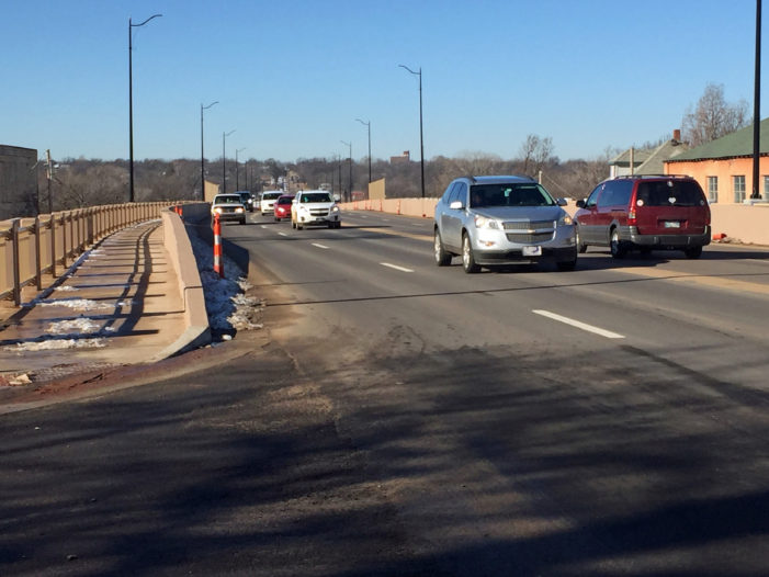 Motorists share concerns on new Cottonwood Creek bridge