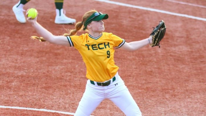 Former Lady Jays stand-out named GAC Pitcher of the Week