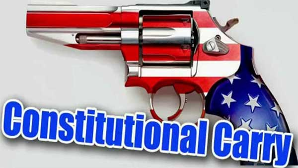 Constitutional carry bill passes out of committee
