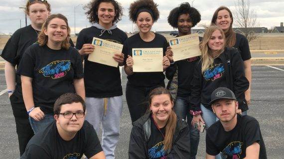 GHS students excel at 2019 Oklahoma Thespian Festival