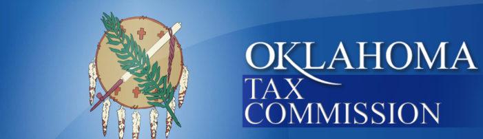 Gov. Stitt announces new commissioner for Oklahoma Tax Commission