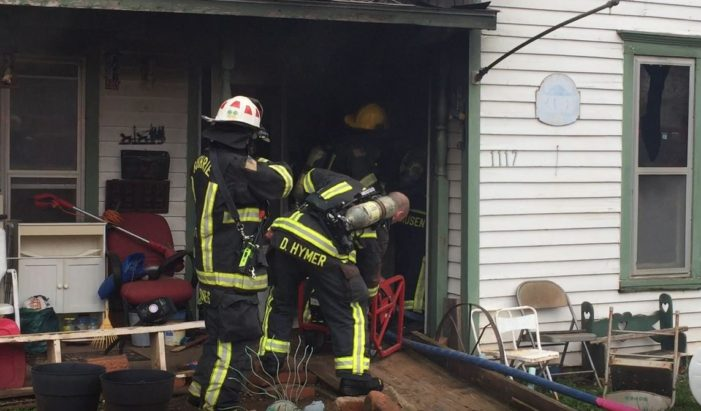 House fire claims one person, 4 dogs