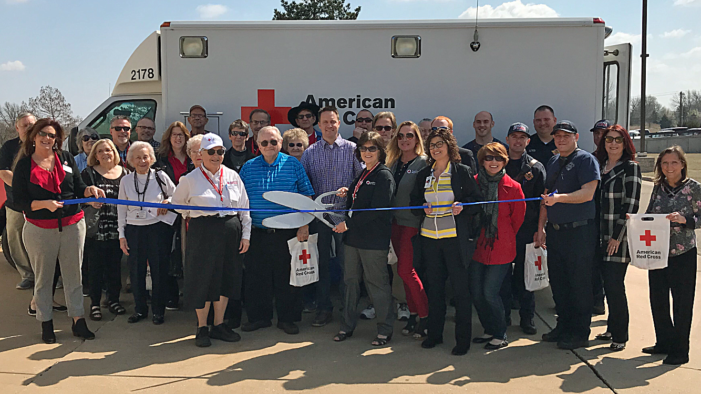 Podcast: American Red Cross cuts ribbon on new location