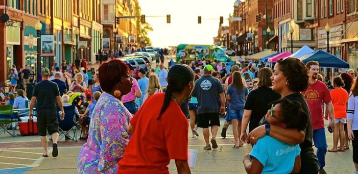 Guthrie chosen to compete for the title of 2019 Strongest Town in America