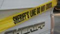 Man left with gun shot wound following alleged break in