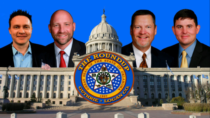 The RoundUp: Local Legislators gives an update from the State Capitol