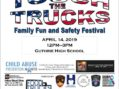 April 14: Touch The Trucks returns