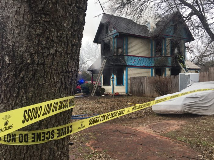 Officials release name of victim found dead in house fire