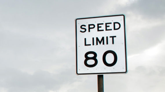 Governor signs bill to increase speed limits on turnpikes, highways