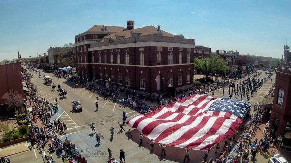 Watch: Guthrie '89er Parade