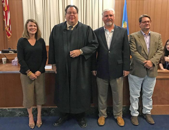 New CASA volunteers sworn in to advocate for children