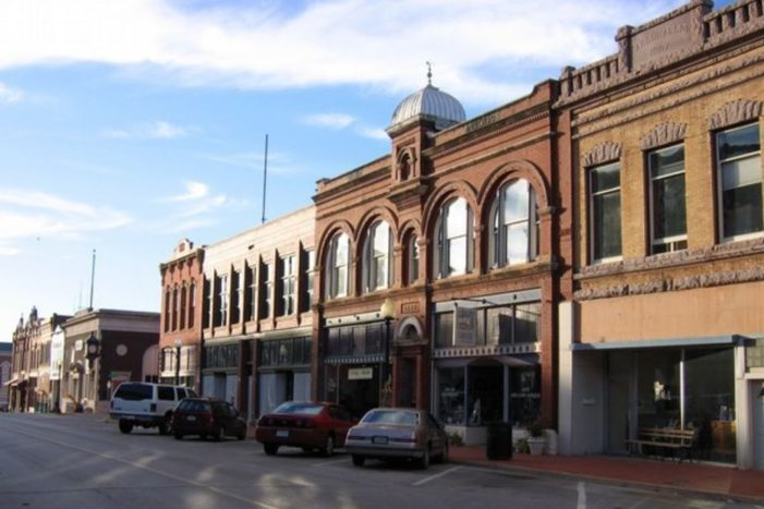 Vote Guthrie for your favorite small town for culture