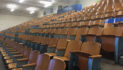 BOE approves new gymnasium seating, track surface
