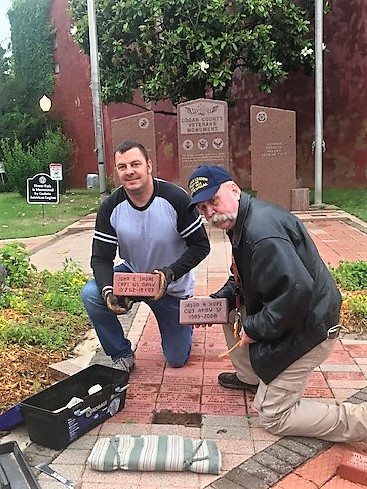 A Special Gift for Veterans  — Brick Pavers at Honor Park