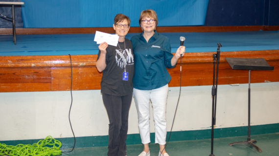 Fogarty Elementary PTO receives grant