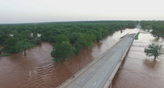 Video: Recent flood ranks in top 10