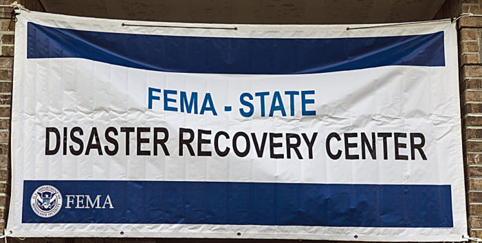 FEMA to setup Disaster Recovery Center in Guthrie