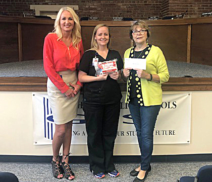 Guthrie Schools receive grant for Stop the Bleed kits
