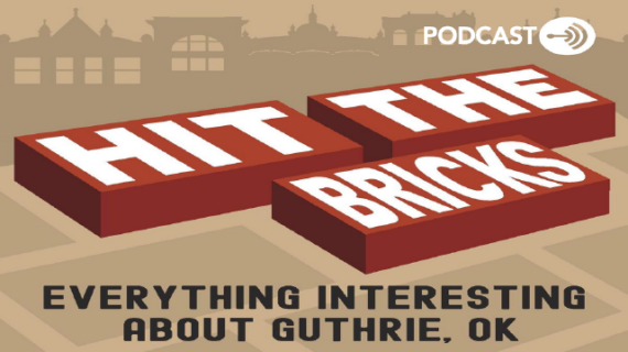 Hit The Bricks with Guthrie Ghost Walks