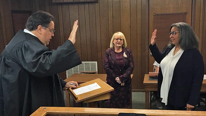 McElwee sworn in as new ADA