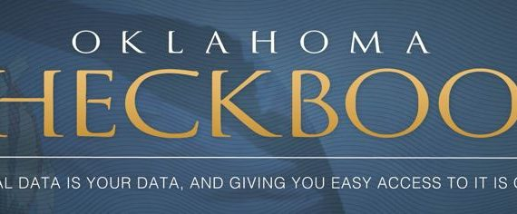 Governor launches Oklahoma checkbook ensuring easy access to government's spending ledger