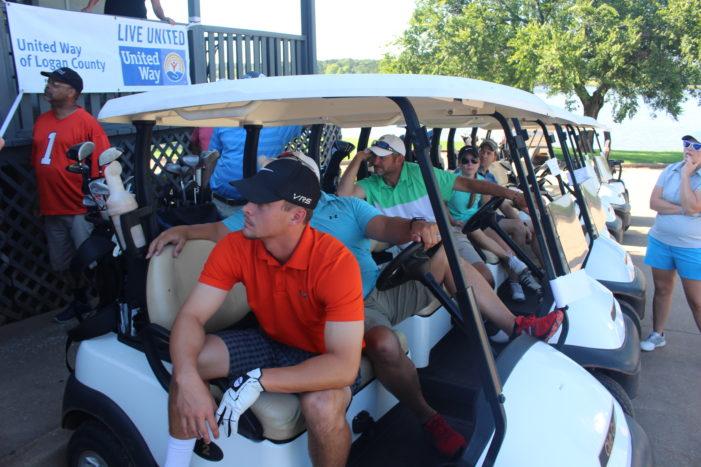 Langston University team wins United Way of Logan County Open